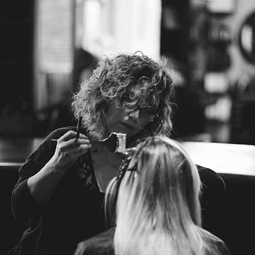 Short Curly Hair - 16