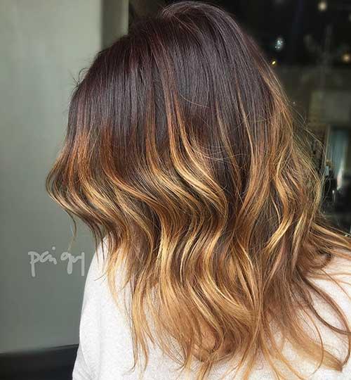 Short Wavy Hair - 16