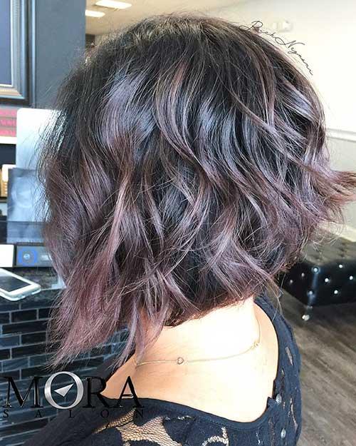 Short Curly Hair 2017 - 17