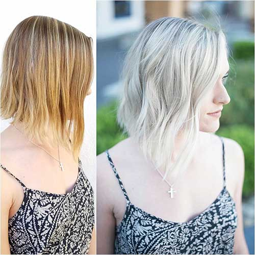 Short Cute Hairstyles 2017 - 17