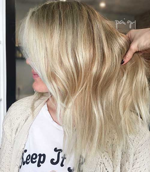 Short Hairstyles for Fine Hair 2017 - 17