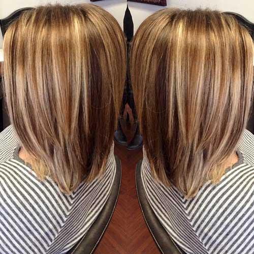 Short Brown Hair - 18