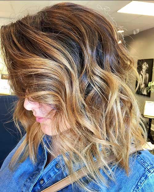 Short Curly Hair - 18