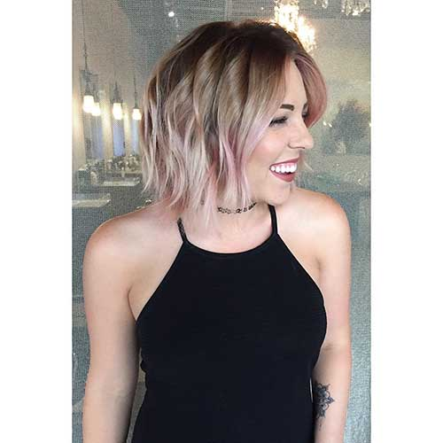 Short Cute Hairstyles - 18