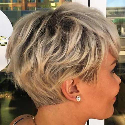 Short Layered Haircuts - 18