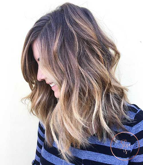 Short Haircuts for Thick Hair 2017 - 19