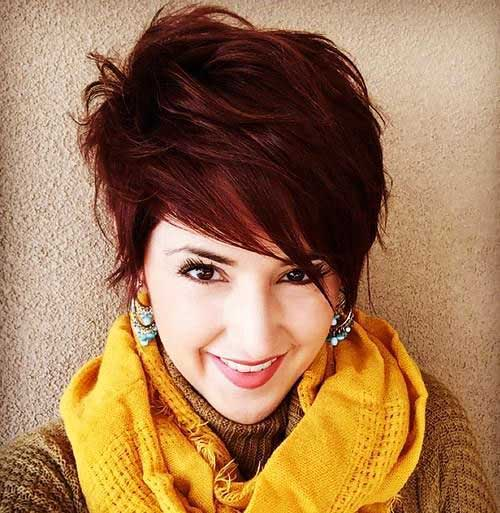 Short Layered Haircuts 2017 - 19