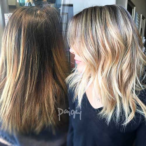 Best Balayage Short Hair - 20