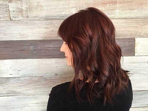 Best Medium Short Haircuts - 20