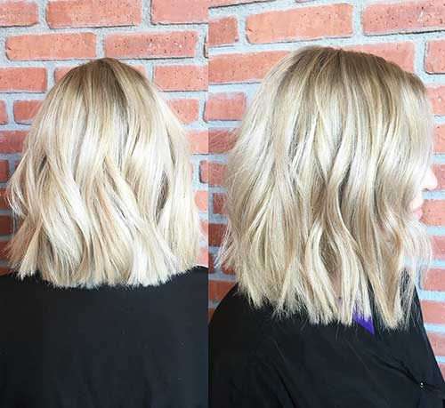 Best Short Blonde Hairstyles - 20