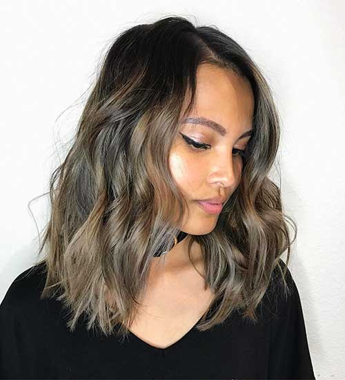 Best Short Brown Hair - 20
