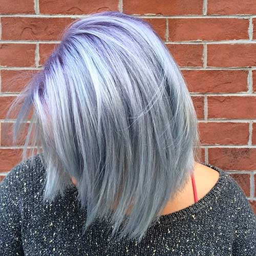 Latest Hairstyles for Short Hair - 20
