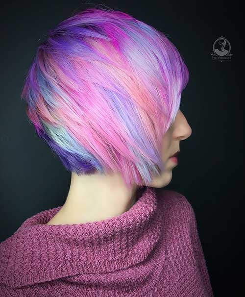 Super Hair Color for Short Hair - 20