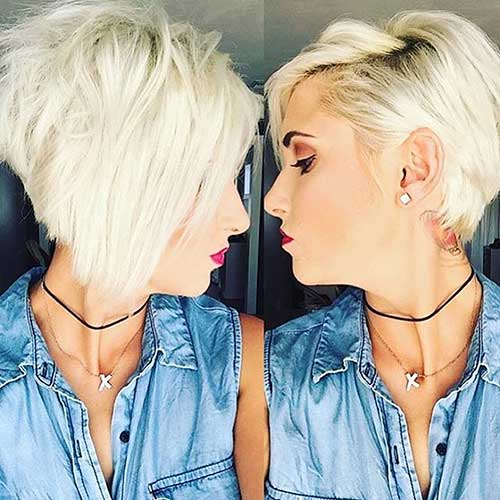 Hairstyles Short Hair - 21