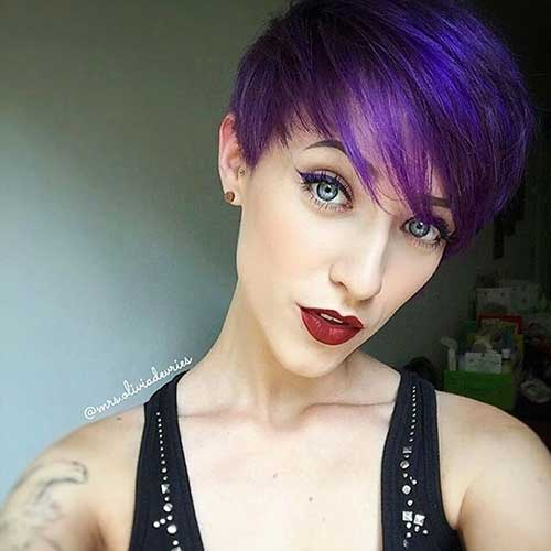 33 Different Pixie Hairstyles For Pretty Ladies Pixie Cuts