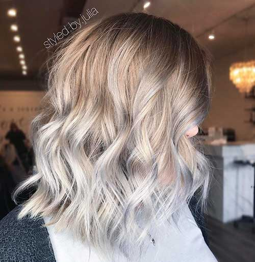 Short Hairstyles Fine Hair - 21
