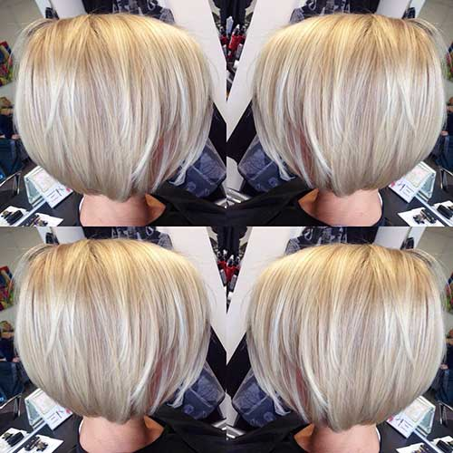 Balayage Short Hairstyle - 22