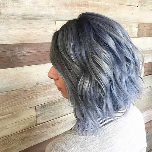 Hairstyle for Short Hair - 22
