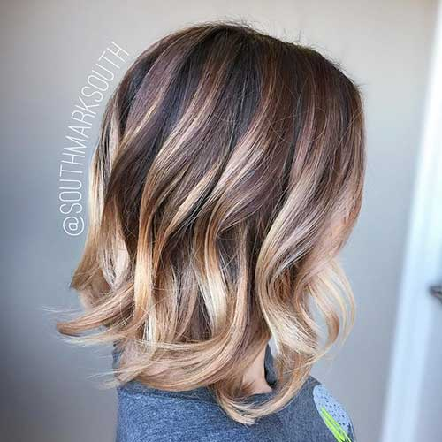 Short Brown Hairstyle - 22