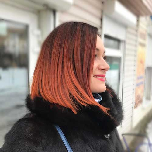 Short Cute Hairstyle - 22