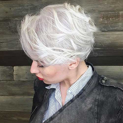 Short Hairstyle - 22