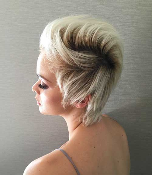 Short Hairstyle for Girls - 22