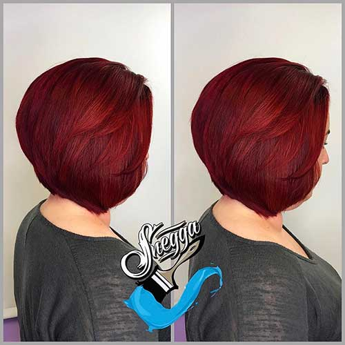 Short Hairstyle for Women - 22