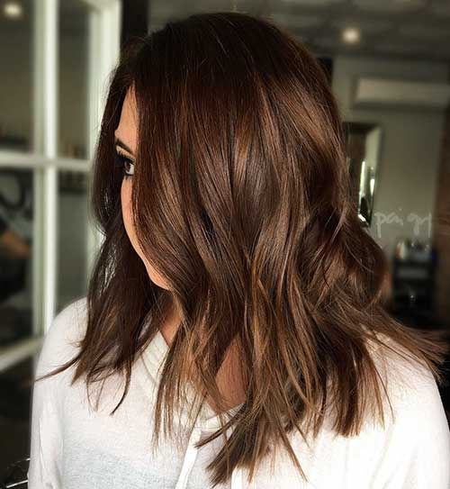 Short Layered Haircut - 22