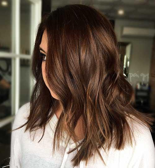 Short Layered Haircut - 22