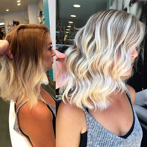 Short Blonde Hairstyles - 23