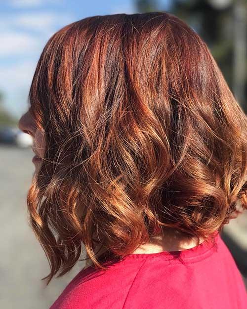 Short Curly Hair - 23