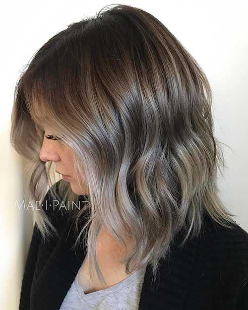 Short Silver Hair - 23