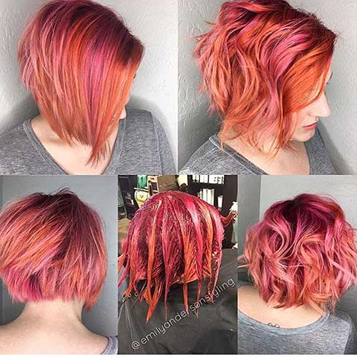 Hair Color for Short Hair 2017 - 24