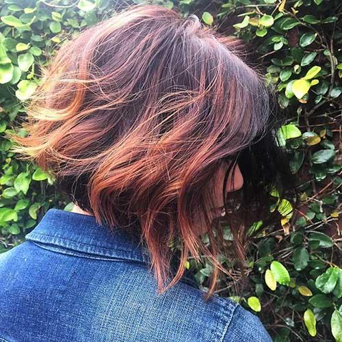 Best Short Haircuts for Women - 25