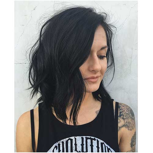 Cool Short Hairstyles for Girls - 25