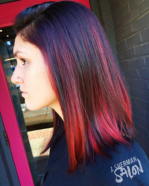 Gorgeous Red Short Haircuts - 25