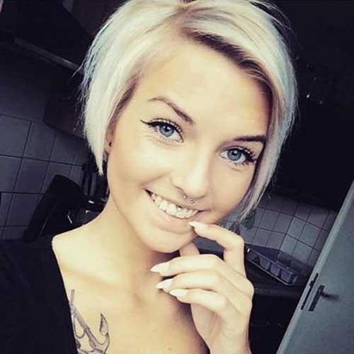 Short Cute Hairstyles - 25