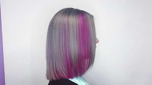 Super Hair Color for Short Hair - 25
