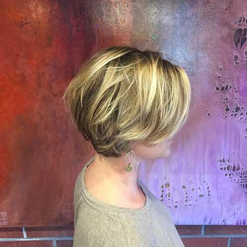 Short Haircuts Women - 26