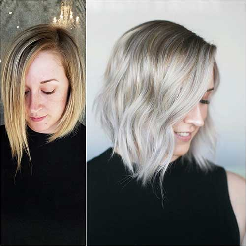 Short Hairstyles Fine Hair - 26
