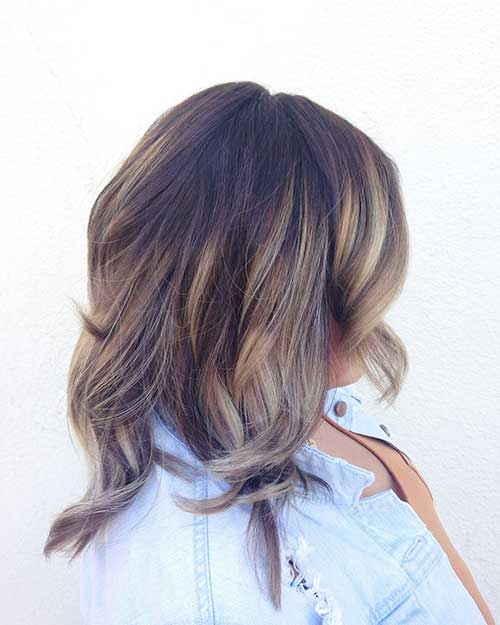 Hair Color for Short Hair - 27