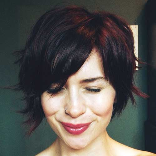 Short Cute Hairstyles - 27