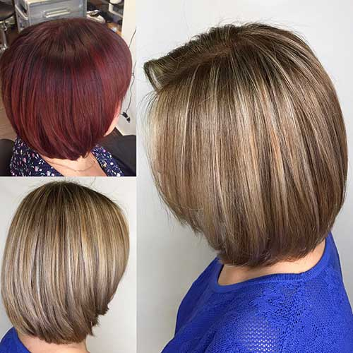 Short Hairstyles for Women - 27