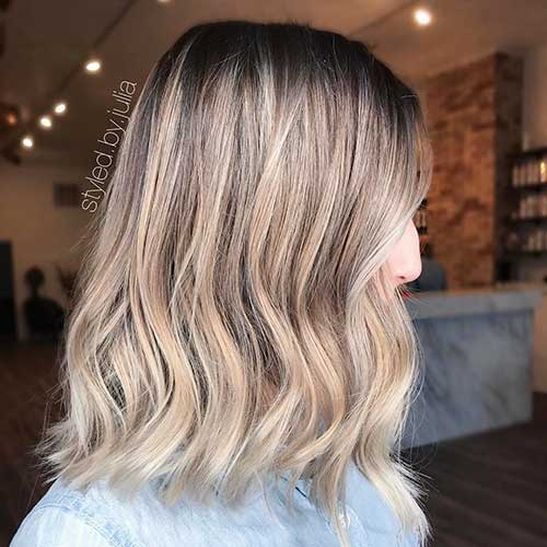 Balayage Short Hair 2017 - 28