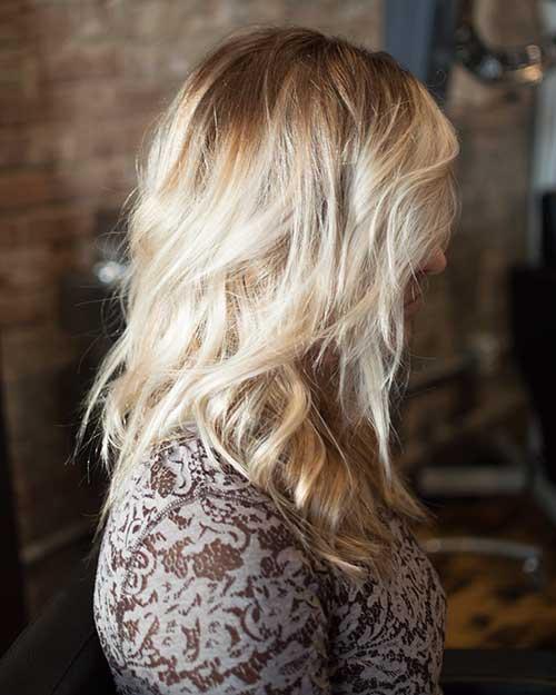 Best Medium Short Haircuts - 29