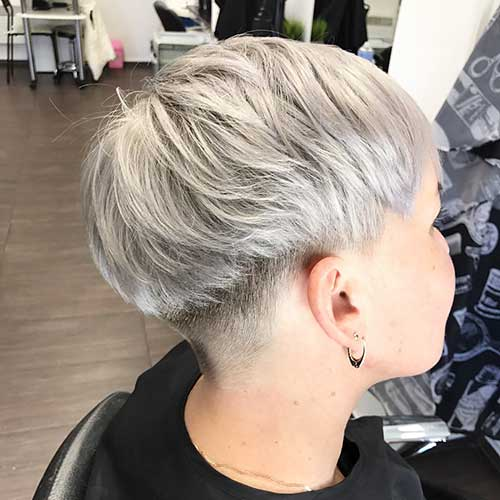 Pretty Cool Short Hairstyles For Girls Short Hairstyles