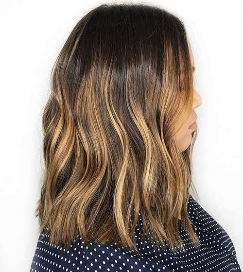 Balayage Short Hair 2017