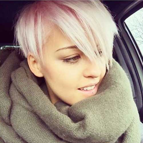 Pixie Hairstyles 2017