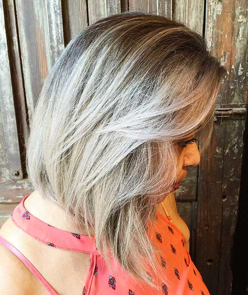 Short Hair Color 2017