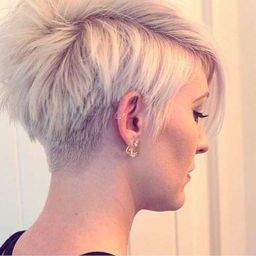 Pixie Hairstyle - 30
